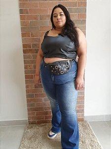 Calça Jeans Flare 54