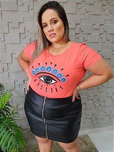 T-shirt Olho