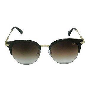 Óculos de Sol Redondo Marrom 1894