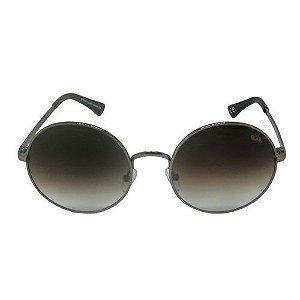 Óculos de Sol Redondo Bronze 00877