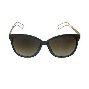 Óculos de Sol Wayfarer Marrom