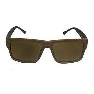 Óculos de Sol Retrô Amaderado