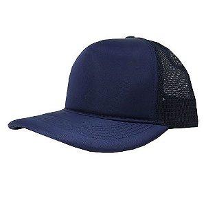 Boné Aba Curva, Trucker e Snapback Azul
