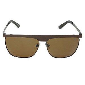 Óculos de Sol Wayfarer Bronze