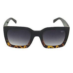 Óculos de Sol Quadrado Oncinha
