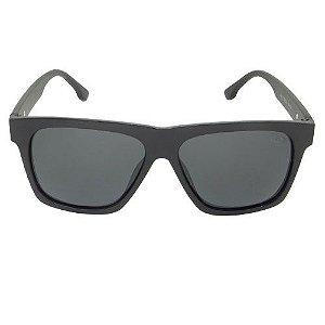 Óculos de Sol Quadrado Preto 2499-01
