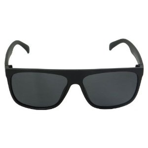 Óculos de Sol Quadrado Preto 2361