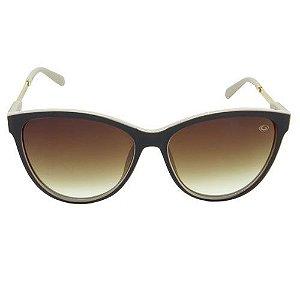 Óculos de Sol Gatinho Marrom 2562
