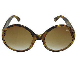 Óculos de Sol Redondo Tigresa