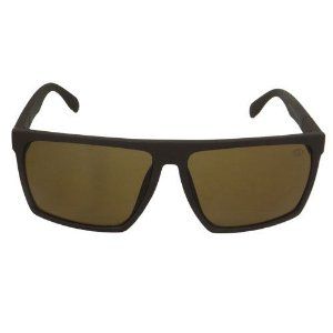 Óculos de Sol Quadrado Marrom 2419