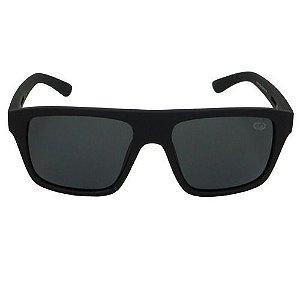 Óculos de Sol Quadrado Preto 2582