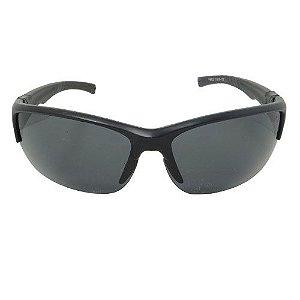 Óculos de Sol Esportivo Preto 2596