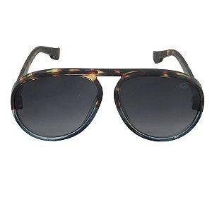 Óculos de Sol Aviador Preto