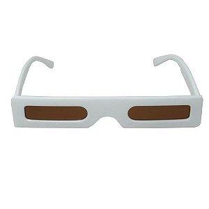Óculos de Sol Quadrado Fino