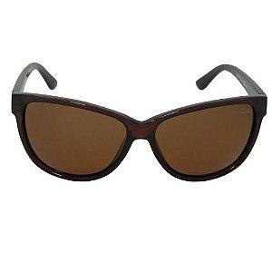 Óculos de Sol Gatinho Marrom Geror