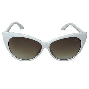 Óculos de Sol Gatinho Branco Geror
