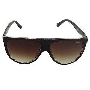 Óculos de Sol Clubmaster Marrom