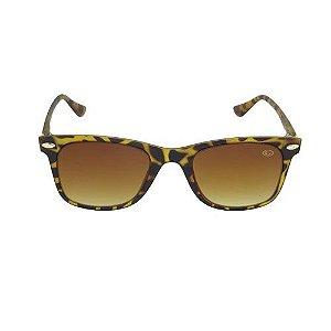 Óculos de Sol Quadrado Oncinha Infantil
