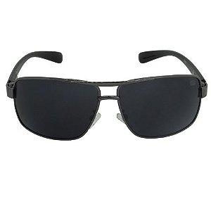 Óculos de Sol Esportivo Preto Pequeno Defeito