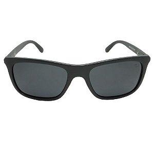Óculos de Sol Quadrado Preto Pequeno Defeito
