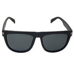 Óculos de Sol Retrô Preto