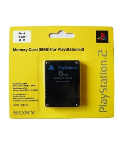 Memory Card 8MB Sony