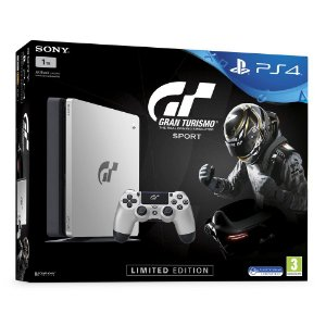 PlayStation 4 Slim 1TB + Gran Turismo Sport (Limited Edition) - Sony