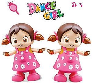 Boneca Dançarina Fofa