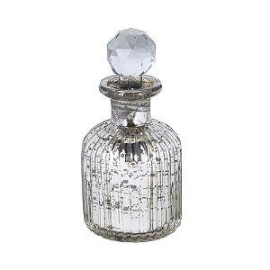 Perfumeiro em vidro espelhado M