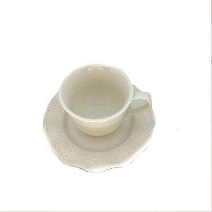 Xícara para café em porcelana Princess