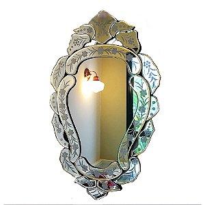 Espelho veneziano vertical