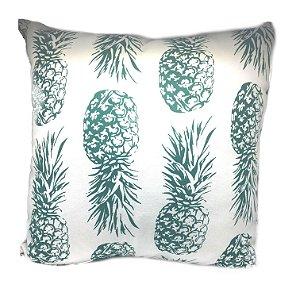 Almofada estampa abacaxi