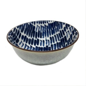 Bowl estampa azul modelo 02