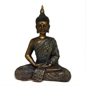 Buda em resina G