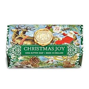 Sabonete em barra 260gr Christmas Joy