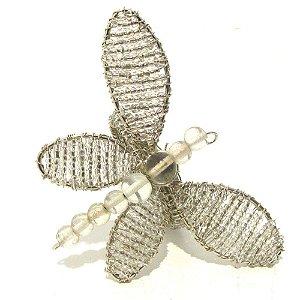 Porta guardanapo de libélula
