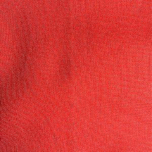 Guardanapo em tecido laranja