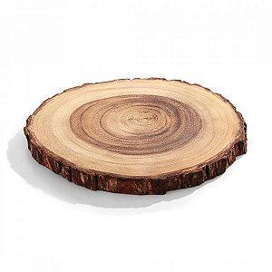 Tábua em madeira multiuso 31cm