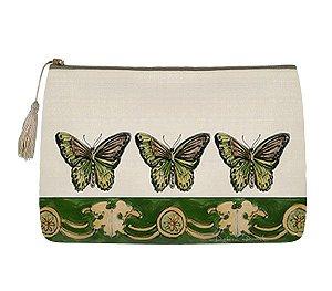 Necessaire borboletas