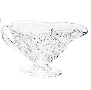 Molheira de cristal lapidado