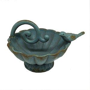 Mini bowl em ferro Tiffany