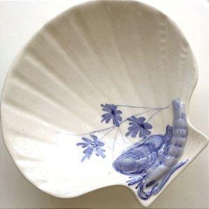 Bowl concha pintada