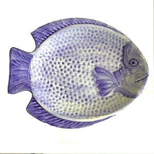 Peixe em cerâmica G