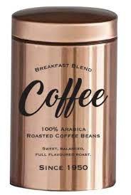 Pote para café cobre