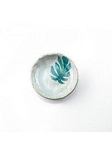 Pratinho big leave cerâmica