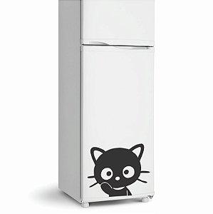 Adesivo Cat Miau