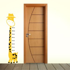 Adesivo Alturinha Girafa
