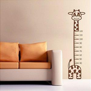 Adesivo Alturinha Girafinha Feliz