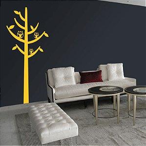 DUPLICADO - Adesivo Árvore Espiral