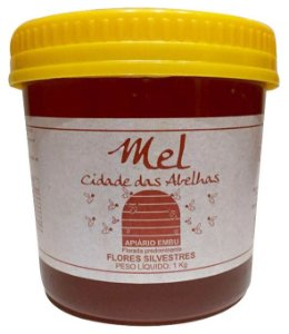 Mel Silvestre 1kg